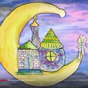 Сказка о лунном лучике