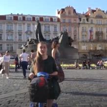 Социальный репортер. Прага