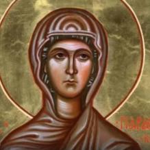 Святая новомученица Параскева Кочнева