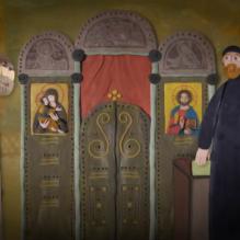 Престол святого Саввы